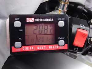 Yoshimura Digital Multi Meter